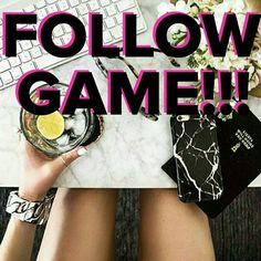 LIKE, SHARE, FOLLOW, REPEAT! The follow game is a great way to build your own followers and help someone else! Im trying to reack 20K folllowers!   1. Like this post! 2. Follow me, follow me, follow me! 3. Share this post! 4. Like everyone who has liked this ⬇⬇!  EASY! Watch your own numbers grow! Victoria's Secret Tops