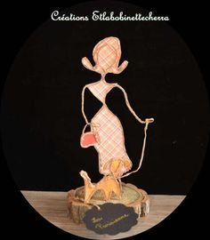 Miniatur-Papierschnur, Draht Kraft, La Sculpture, Geschenk für sie, Draht aus Eisen, Poesie der Papier, Unikat, Kunst des Papier-Skulptur