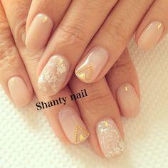 ネイル 画像 Shanty nail 958209 ベージュ