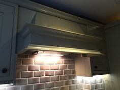 St.Albans Bespoke Tongue & Groove Wooden Canopy Extractor