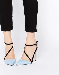 7117f96a6e9 15 mejores imágenes de sandalias azules