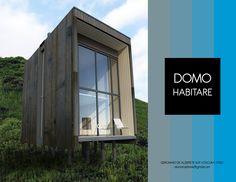Domo Habitare. Casas Prefabricadas de diseño contemporáneo.