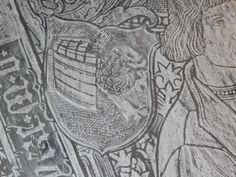 Another close up of rubbing.