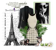 """BEAUTIFULHALO 1."" by marinadusanic ❤ liked on Polyvore featuring moda, Laura Mercier y bhalo"