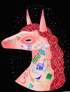 Brown Paper Bag — Maiden Horse by Erin Greer