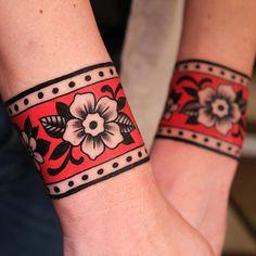Wrap Around Wrist Tattoo - Best Wrist Tattoos For Men: Cool Wrist Tattoo Designs and Ideas For Guys #tattoos #tattoosforguys #tattoosformen #tattooideas #tattoodesigns