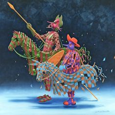 Dom Quixote, Claudio Souza Pinto Arte #artpeople