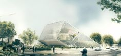 New Wave Architecture Designs Sustainable Office Building for Turbosealtech in Iran