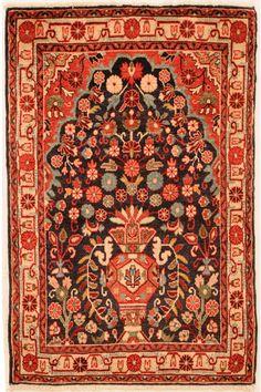 Sarouk Persian Rug 2′ x 3′ 1