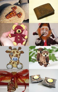Gifts with character by Vladimir on Etsy--Pinned with TreasuryPin.com