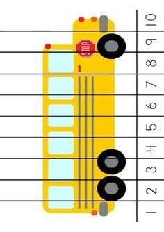 These transport-themed skip counting puzzles are a fun way to practice counting by and Perfect for homeschool kids as well as Pre-Kinder, Kindergarten and Grade 1 students. Counting Puzzles, Counting Activities, Preschool Activities, Skip Counting, Math Games, Construction Theme Classroom, Transportation Activities, Emergent Curriculum, Numbers Preschool