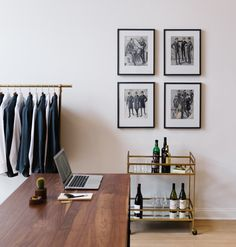 BLVDier is a husband and wife owned custom clothier founded in We make custom tailored garments for both men and women and provide accessories. Sweet Home, Gallery Wall, In This Moment, Living Room, Interior Design, Cool Stuff, Simple, Fashion Stores, Home Decor