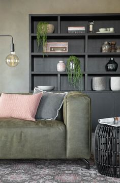 Buffetkast Barcelona Living Room Update, Barcelona, Bookcase, Interior Decorating, New Homes, Couch, House Styles, Interiors, Inspiration