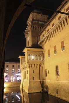 Ferrara's Castle by Franco Salcuni on 500px