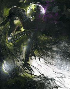Mysterio by Stuart Sayger