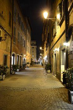 Via dei Coronari Rome Travel, Around The Worlds