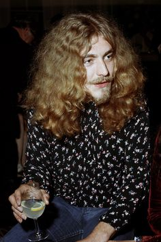 Robert Plant | 27 Of History's Most Iconic Rock Stars As Youngsters