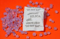 10 Uses For Silica Gel Packets