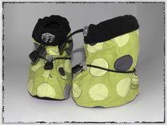 BOOTinkis - Traglingschuhe von GREDLdeLUXe auf DaWanda.com