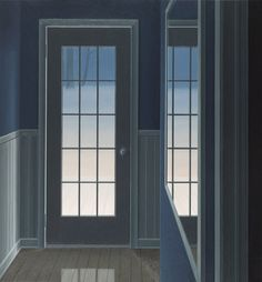 """- """" I grew up in a community where there was no such thing as Art with a capital A."""" - """" I am a very slow worker that in any given year I. Christopher Pratt, Chris Pratt, Mary Pratt, Alex Colville, American Story, Magic Realism, Canadian Artists, Windows And Doors, Great Artists"""