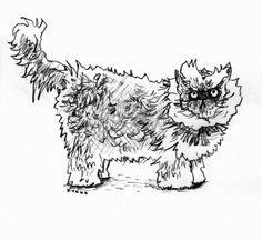 ギネス記録保持猫!ニャー大佐 : イラストレーター こまつきょうこ の 旅と日常