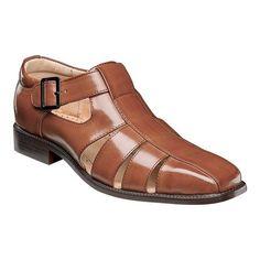 Stacy Adams Men's Calisto Fisherman Sandal Size: 13 M, Cognac Polyurethane Leather Sandals, Shoes Sandals, Dress Shoes, Mens Clothing Styles, Men's Clothing, Men S Shoes, Fashion Shoes, Mens Fashion, Shoes Online
