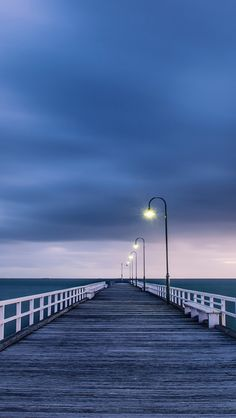Bridge to Ocean #iPhone #5s #Wallpaper   http://www.ilikewallpaper.net/iphone-5-wallpaper/, welcome to download more here.