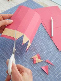Kreative Geschenkverpackung zum Schulanfang: