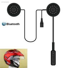Motorcycle Helmet Bluetooth 4.0 Headset Communication Systems Earphone  For Motorbike winsopee. Yesterday's price: US $23.10 (19.01 EUR). Today's price: US $17.79 (14.64 EUR). Discount: 23%.