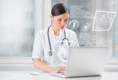 Image result for high tech female doctor