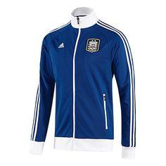 more photos a962c 0c5a0 Resultado de imagen para argentina jacket adidas