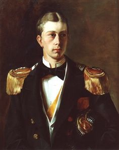 "Prince Heinrich ""Henry"" (Albert Wilhelm Heinrich) (14 Aug 1862-20 Apr 1929) Prussia-Germany painted by his mother Princess Victoria-Vicky (1840-1901) UK (wife of Emperor-King Frederick III ""Fritz"" (1831-1888) Germany-Prussia). Princess Alice, Royal Princess, Princess Beatrice, Prince And Princess, Queen Victoria Prince Albert, Princess Victoria, Young Prince, Grand Duke, Prince Henry"