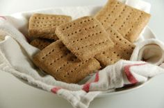 Good old hardtack. Preservation through cooking/dehydrating and salt. This is the ancestor of gourmet biscuits or crackers. Will last for many years.