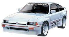 Tamiya 1/10 R/C Honda Ballade Sports Mugen CR-X PRO (M-05)