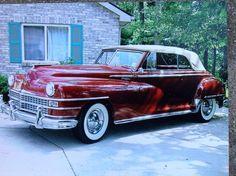 1946 chrysler new yorker