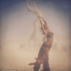 Burning Man 2013