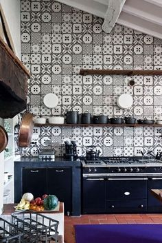 10 Kitchens with Showstopping Tile (Plus Where to Find It)