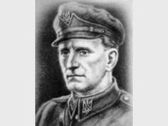 """Roman Shukhevych (Taras Chuprynka)(1907 — 1950)was a Ukrainian politician and military leader, the leader of the Ukrainian Insurgent Army. In 2007, he was posthumously awarded the title """"Hero of Ukraine"""", the country's highest honor.  Shukhеvych died in combat with special units of the MVD near Lviv on March 5, 1950, aged 42. He was succeeded as leader of UPA by Vasyl Kuk."""