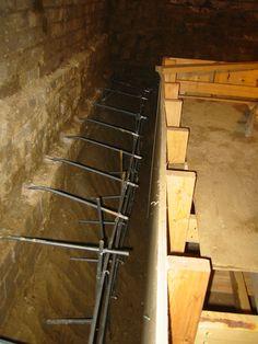 Underpinning Wall Concrete Underpinning Scheme A