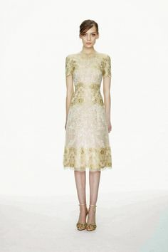 RESORT 2015 COLLECTION | Marchesa 2015 Resort Collection