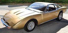 1968 Bizzarrini GT America 2+2 Prototype
