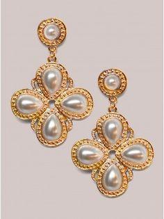 Lotus Earrings