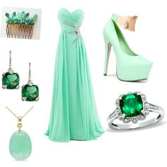 A fashion look from November 2014 featuring Kiss Kouture pumps, Judith Ripka earrings and Lab rings. Browse and shop related looks.