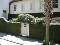 Garden door, Charleston SC