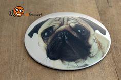 my bumpy, door stopper or paper weight  Mops/Pug Dog