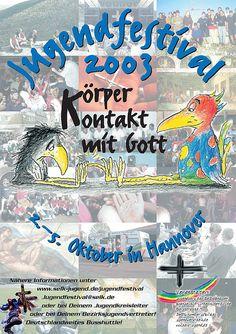 JuFe 2003 - Plakat