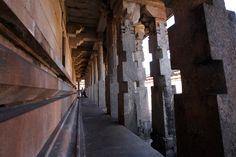 Architectural Photography of 1000 pillar temple at Moodbedri Mangalore