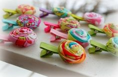 Hair clips by Insomnia