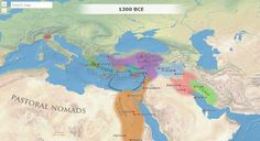 We Re Working On An Interactive Map Of The Ancient World It S A Work