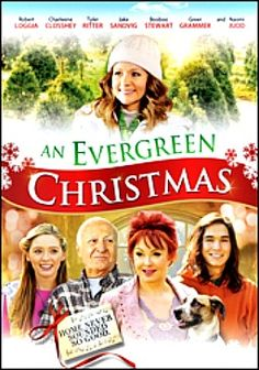 An Evergreen Christmas Holiday Movie DVD Giveaway - Two Classy Chics